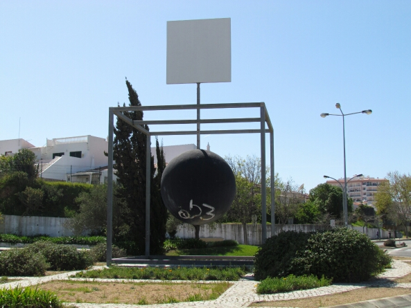 the big swinging ball