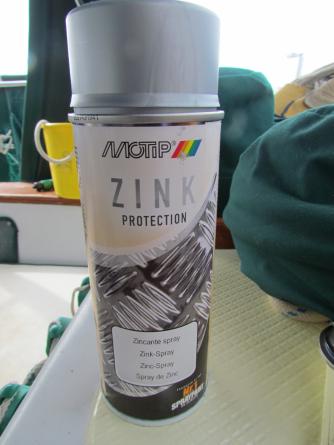zinc paint