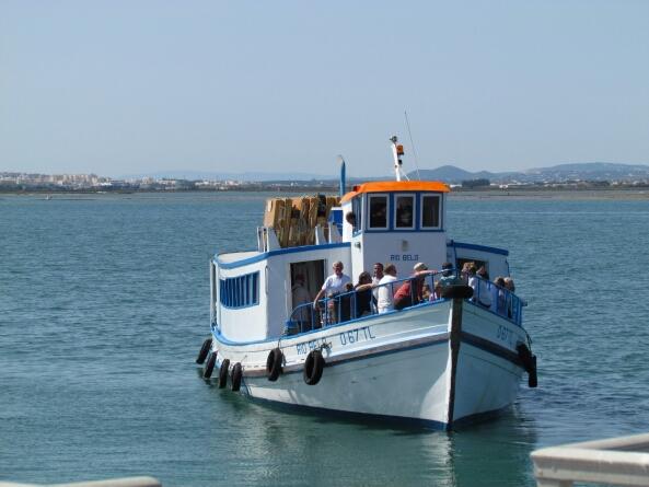 Culatra ferry