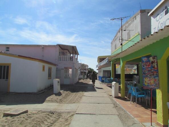 Culatra street